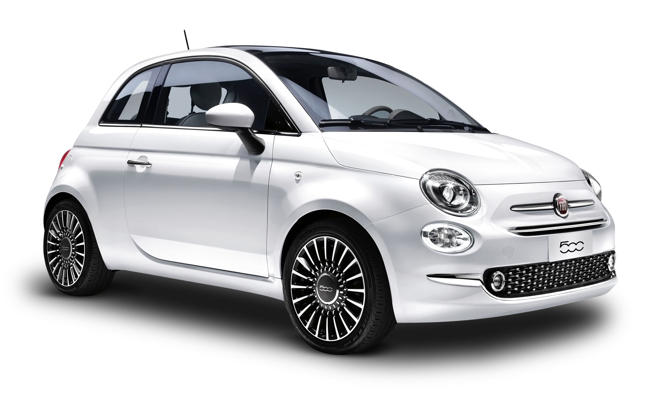 Fiat 500 - new driver top 10 new cars 2020