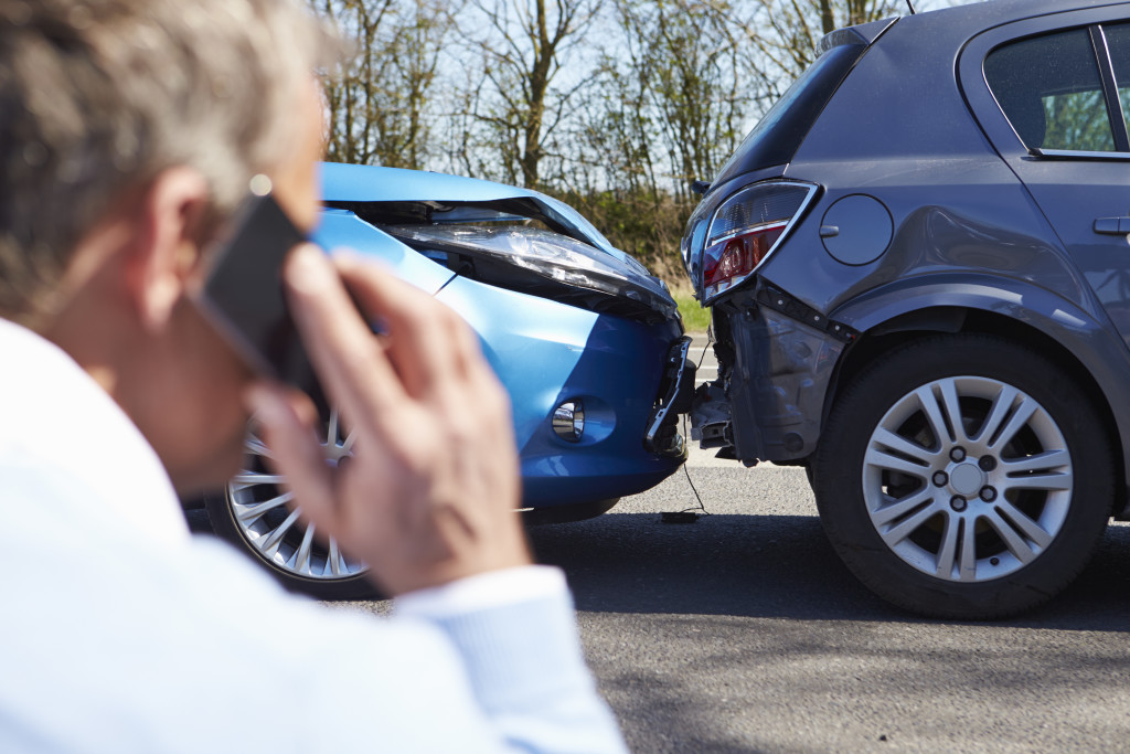 Involved in a Collision?