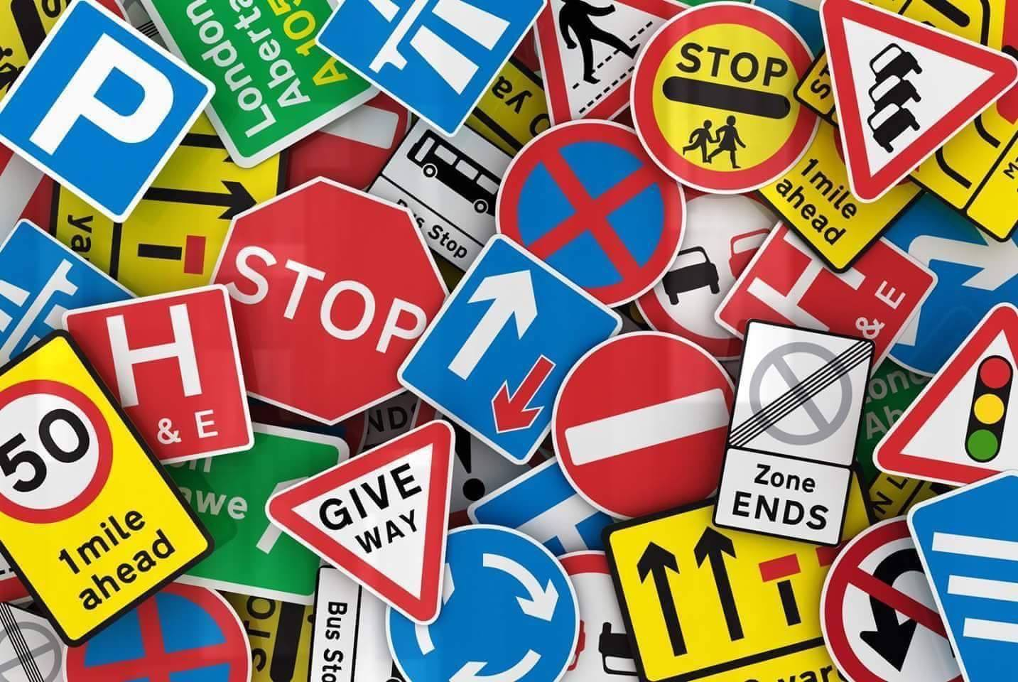 Most Difficult Road Signs