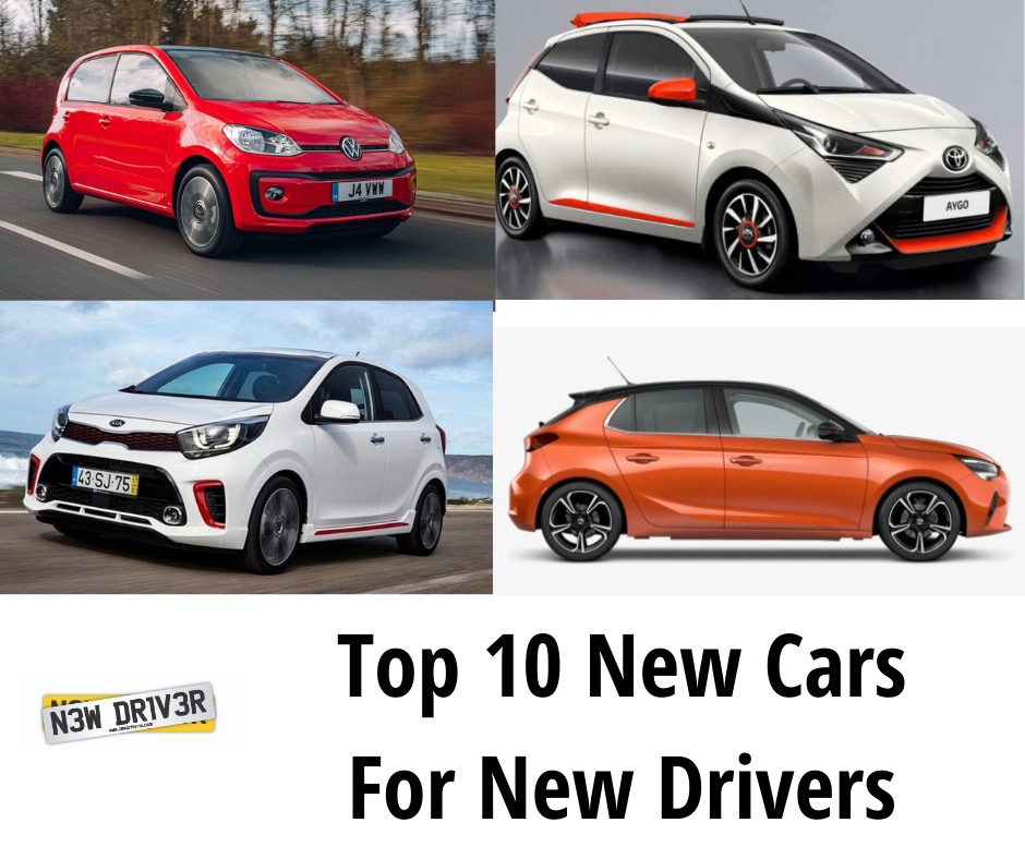 Top 10 New Cars