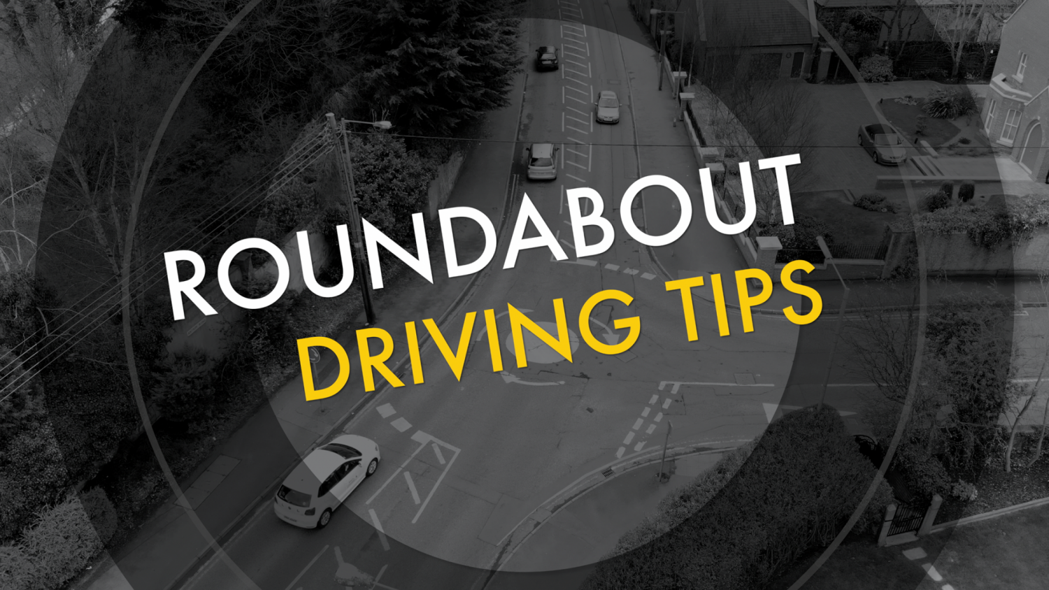 How to Master Roundabouts