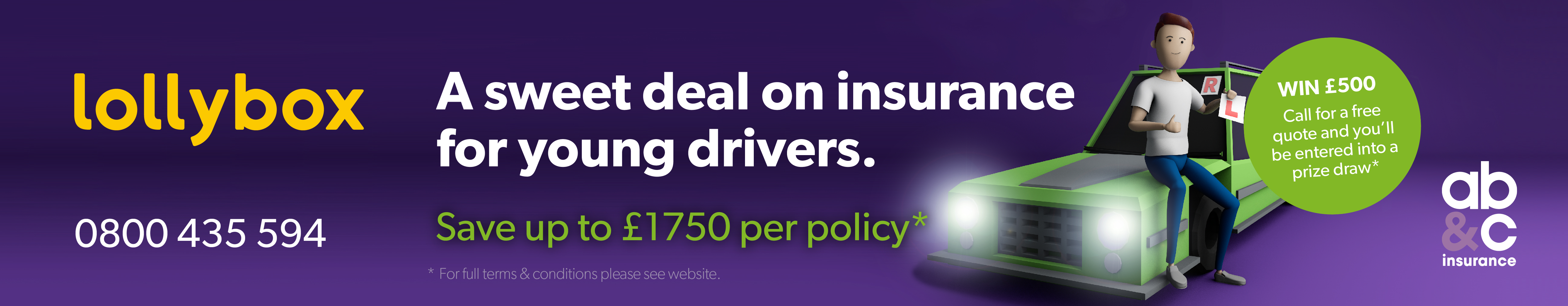 Young Driver Insurance By Abc Insurance New Driver Ni