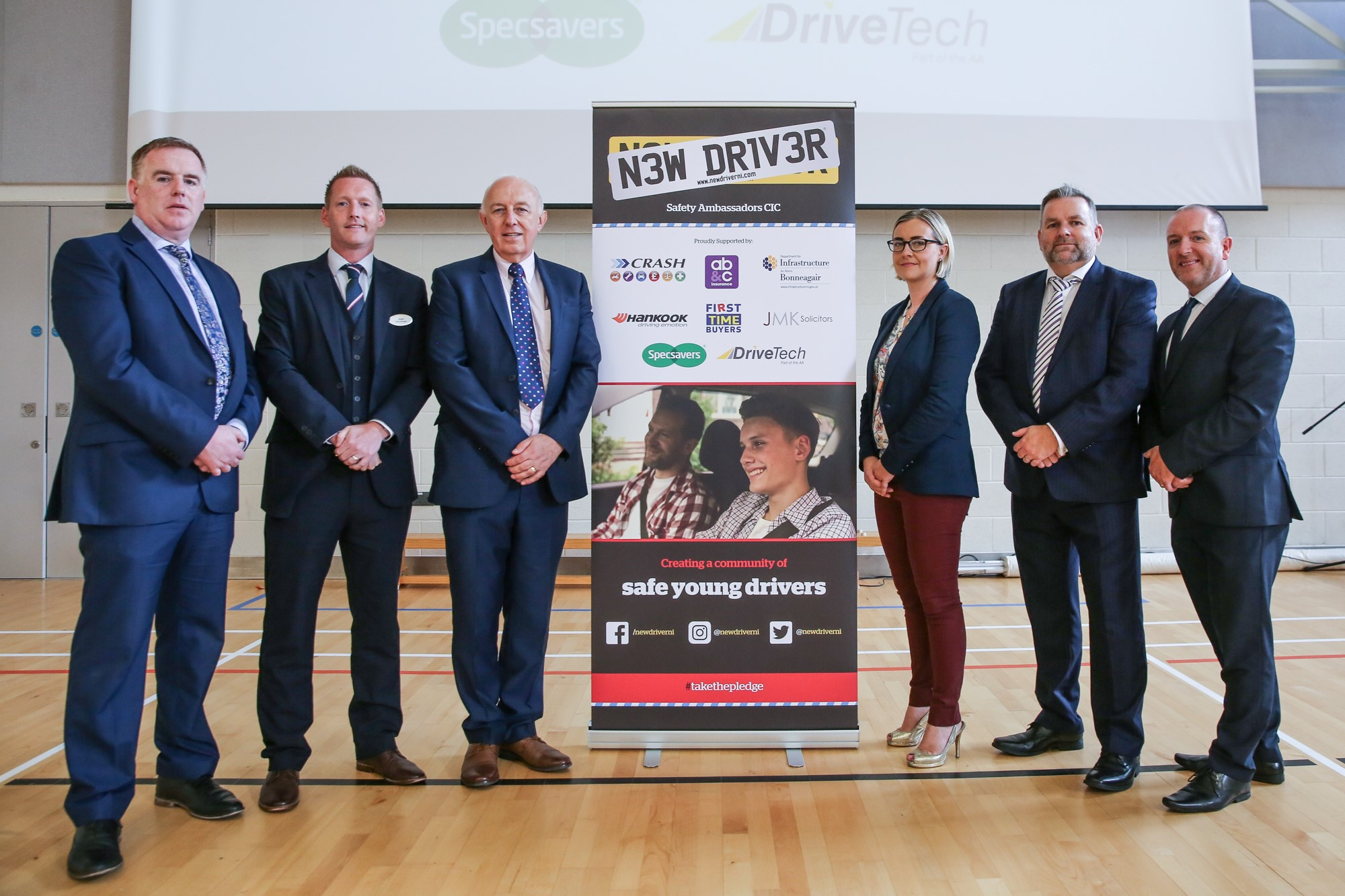 New Driver Safe Motoring Presentations 2019/20 Official Launch