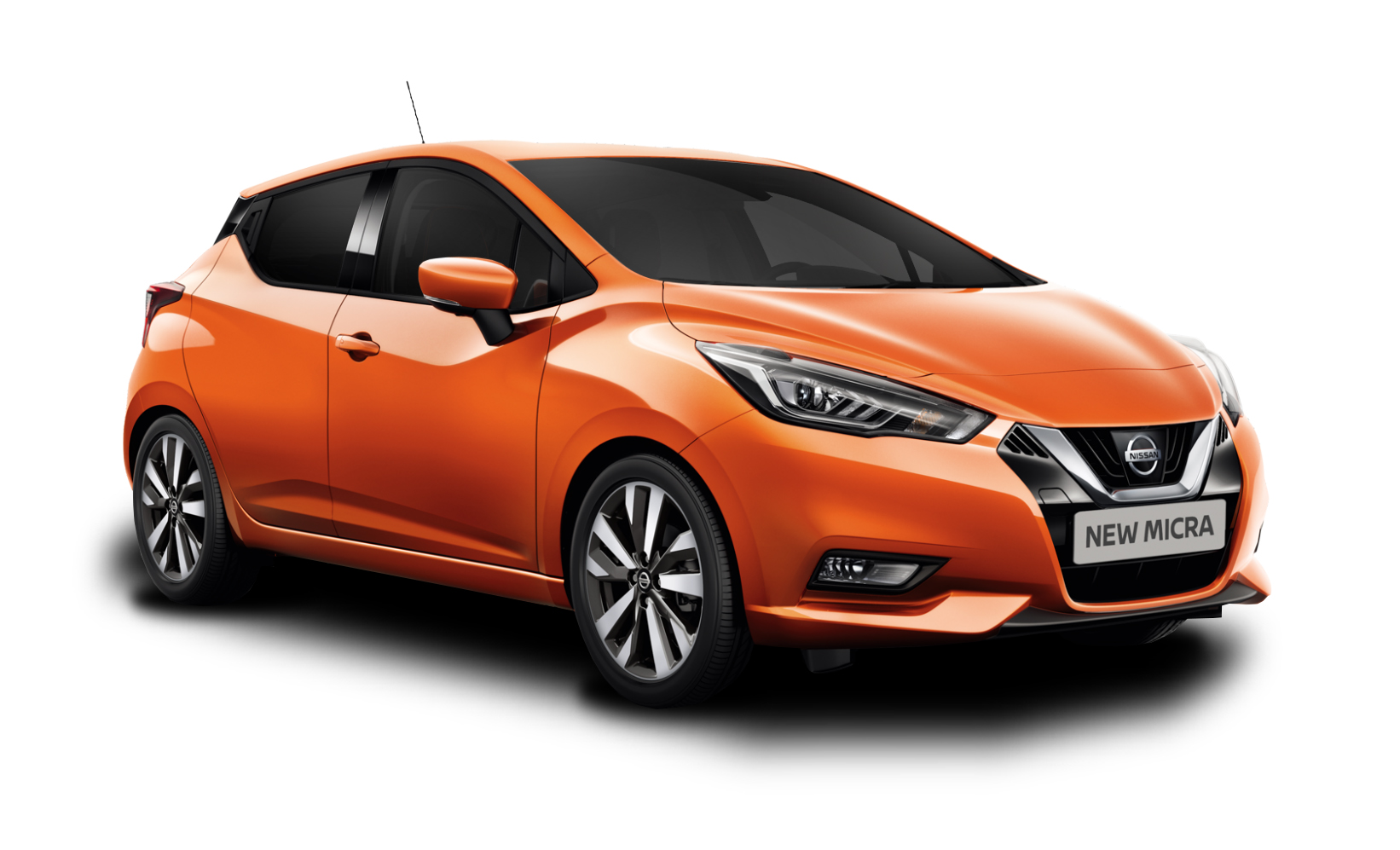 nissan micra - new driver