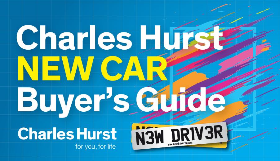Charles Hurst New Cars