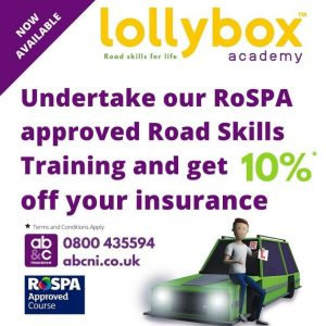 lollybox insurance for NI drivers