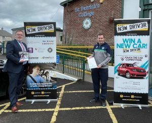Dungiven school wins £1000 - New Driver NI