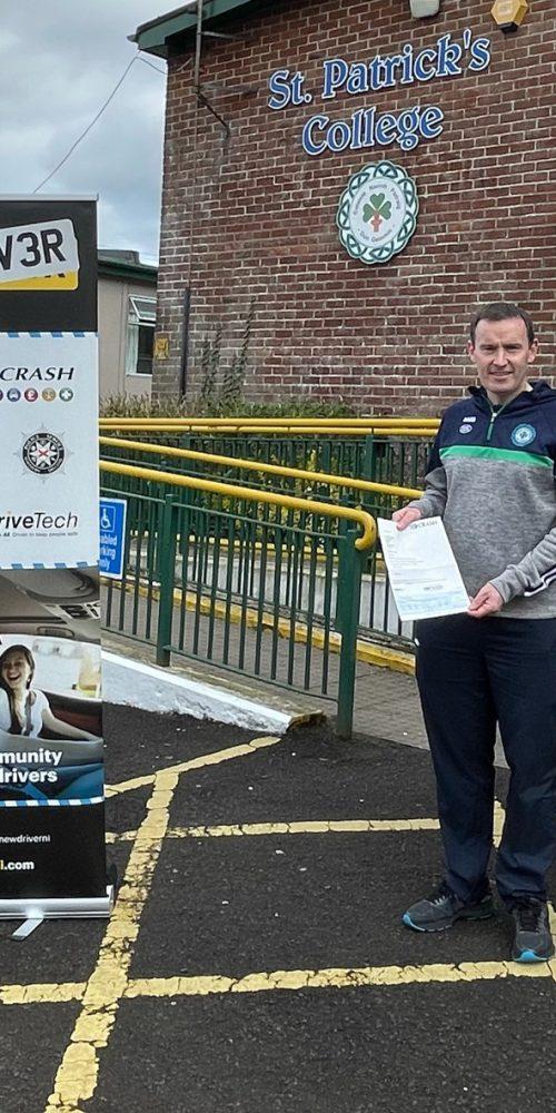 Dungiven school wins £1000 - New Driver NI