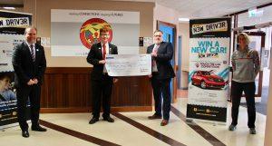 New Driver NI £100 winner