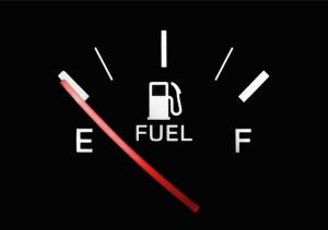 how many miles can you travel after your fuel light comes on?