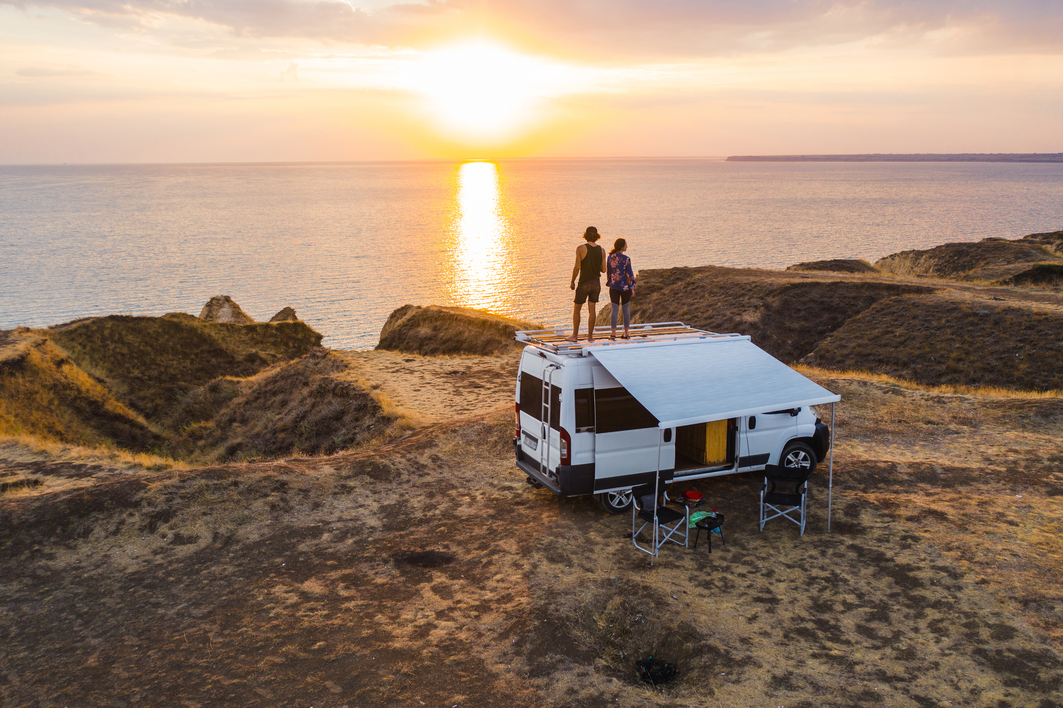 Northern Ireland top UK spot for motorhomes as 2021 sees surge in staycations