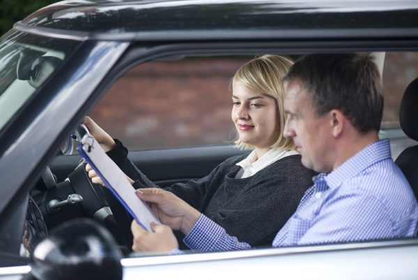 The surprising reason why people fail their driving tests