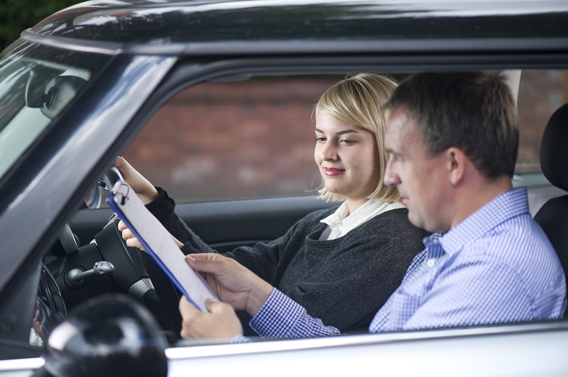 The Top 5 Most Common Reasons People Fail Their Driving Tests