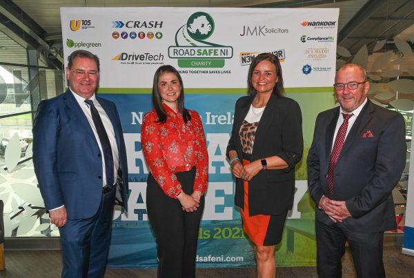 NI Road Safety Awards New Driver