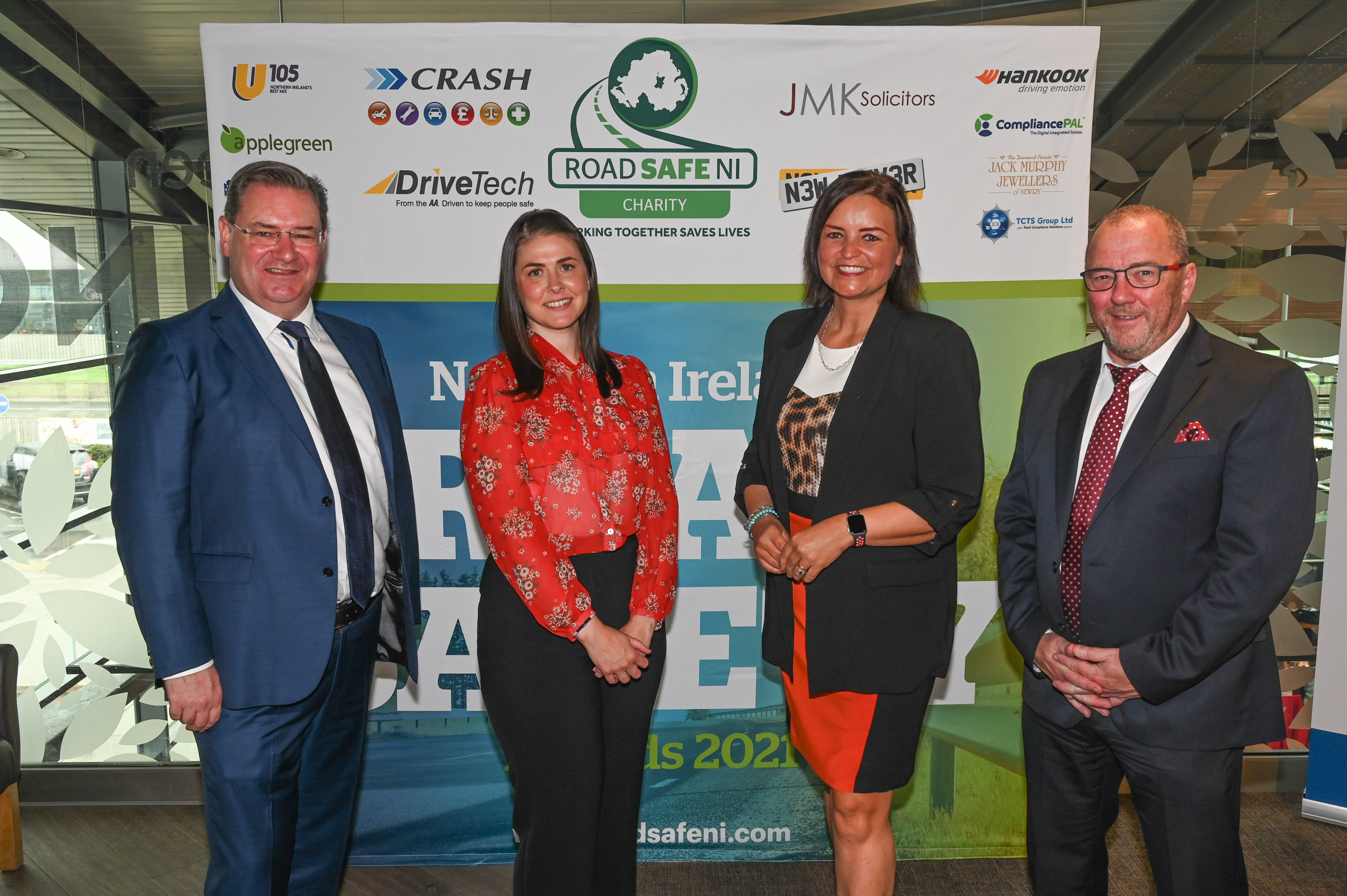NI Road Safety Awards 2021 Launched